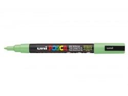 Marqueur posca - pointe fine 1,5 mm - vert clair