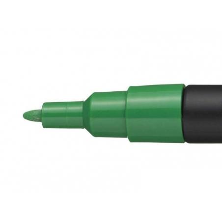 Marqueur posca - pointe fine 1,5 mm - Vert foncé