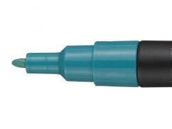 POSCA-Marker - feine Spitze (1,5 mm) - smaragdgrün