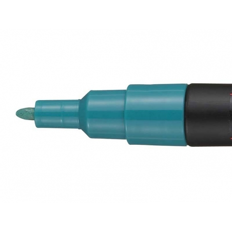 POSCA marker - fine tip (1.5 mm) - emerald green