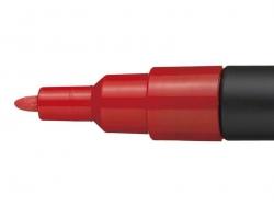 Marqueur posca - pointe fine 1,5 mm - Rouge