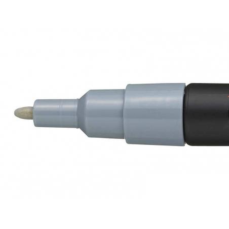 Acheter Marqueur posca - pointe fine 1,5 mm - Gris - 3,75€ en ligne sur La Petite Epicerie - Loisirs créatifs