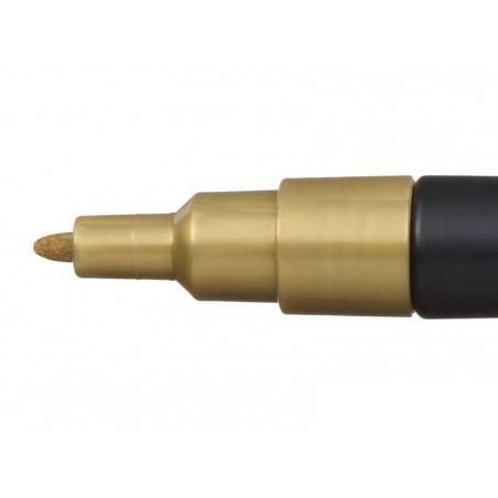 POSCA marker - fine tip (1.5 mm) - gold