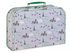 Set de 3 valisettes Paris bateau éléphant - Fifi Mandirac