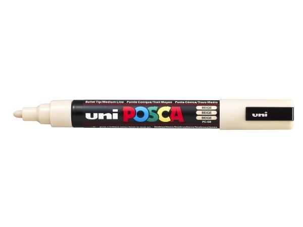 POSCA marker - medium tip (2.5 mm) - beige