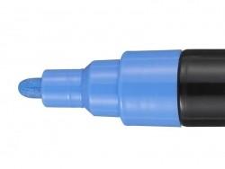 Marqueur posca - pointe moyenne 2,5 mm - Bleu ciel