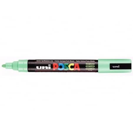 Marqueur posca - pointe moyenne 2,5 mm - Vert clair
