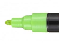 Marqueur posca - pointe moyenne 2,5 mm - Vert pomme