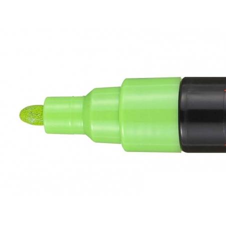 POSCA marker - medium tip (2.5 mm) - apple green
