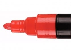POSCA marker - medim tip (2.5 mm) - red