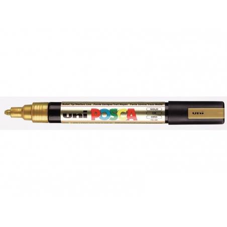 Acheter Marqueur posca - pointe moyenne 2,5 mm - Doré - 4,20€ en ligne sur La Petite Epicerie - 100% Loisirs créatifs
