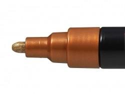 Marqueur posca - pointe moyenne 2,5 mm - Bronze