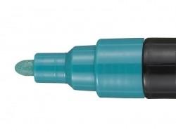Marqueur posca - pointe moyenne 2,5 mm - Vert métal