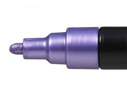 Marqueur posca - pointe moyenne 2,5 mm - Violet métal