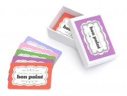 Boîte de 21 bons points Violette - Fifi Mandirac
