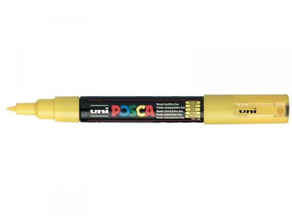 Acheter Marqueur posca - pointe extra-fine 0,7 mm - Jaune - 3,10€ en ligne sur La Petite Epicerie - Loisirs créatifs