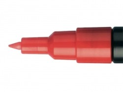 POSCA-Marker - extra feine Spitze (0,7 mm) - rot