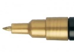 Marqueur posca - pointe extra-fine 0,7 mm - Or