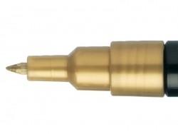 POSCA-Marker - extra feine Spitze (0,7 mm) - gold