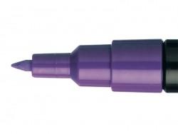 POSCA-Marker - extra feine Spitze (0,7 mm) - lila