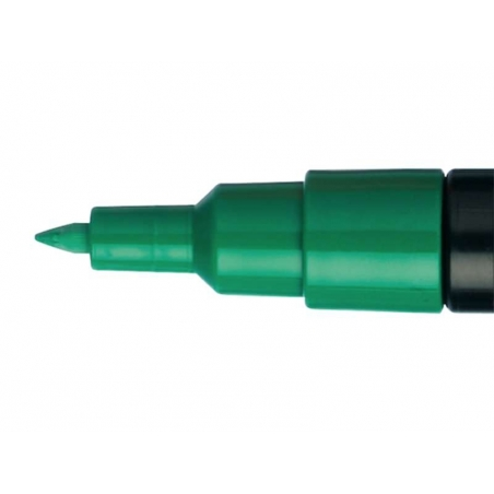 POSCA marker - ultra fine tip (0.7 mm) - dark green
