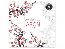 Kleines Ausmalbuch gegen den Stress - Japan