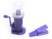 Tricotin mécanique - violet