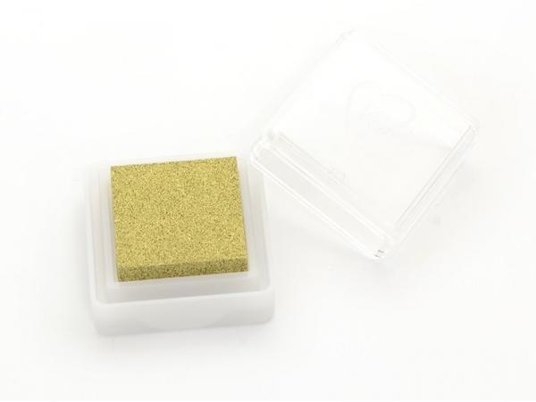 Encreur doré - métallique