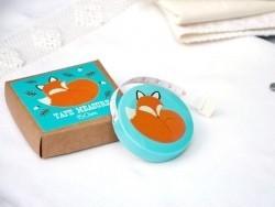 Mètre ruban 150 cm - Rusty the fox renard