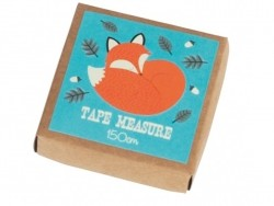 Mètre ruban 150 cm - Rusty the fox renard Dotcomgiftshop - 3