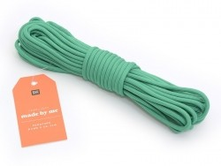 10 m of paracord, 4 mm - green