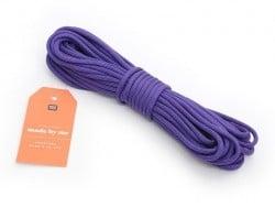Acheter 10m de Paracorde 4 mm - violet - 7,00€ en ligne sur La Petite Epicerie - Loisirs créatifs