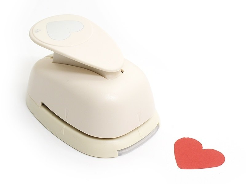Craft punch - Heart