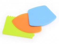KIDS set of 3 modelling cutters