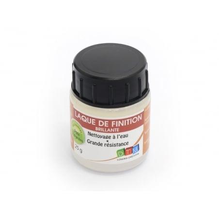 Acheter Laque de finition BRILLANTE pour pâte polymère - 25g - 6,50€ en ligne sur La Petite Epicerie - 100% Loisirs créatifs