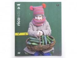 Livre Tricots Rico kids N°2