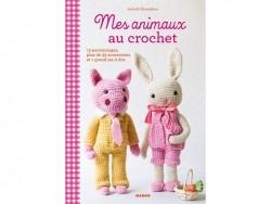 Livre Mes animaux au crochet - Isabelle Kessedjian Marabout - 1