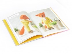 "French book "" Mes animaux au crochet - Isabelle Kessedjian"""
