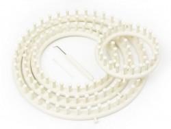 Acheter Kit tricotins circulaires - 24,90€ en ligne sur La Petite Epicerie - 100% Loisirs créatifs