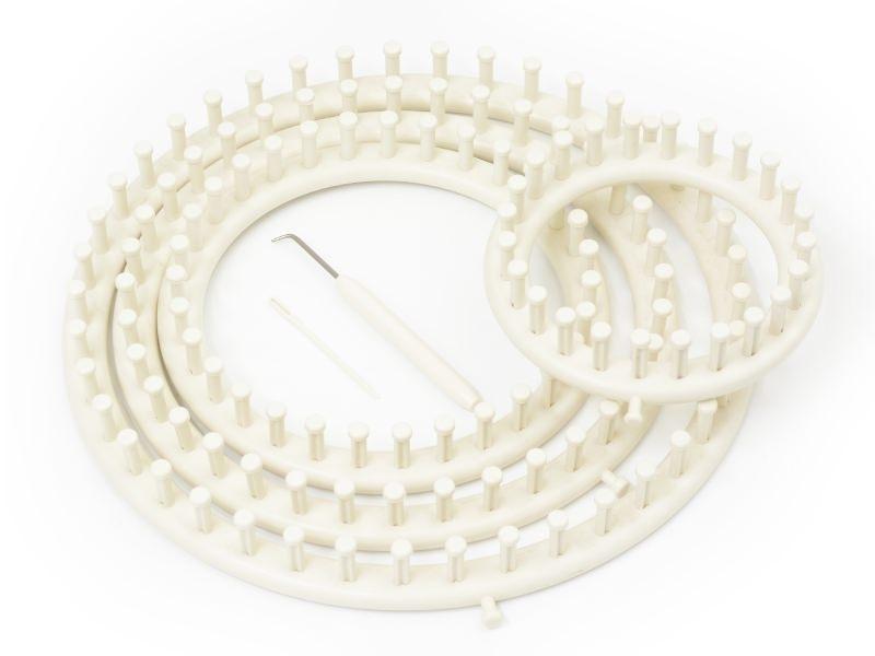 Acheter Kit tricotins circulaires - 24,90€ en ligne sur La Petite Epicerie - Loisirs créatifs