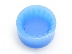 Silikonform - Cupcakeboden mit Ø25 mm