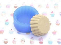 Moule en silicone - Base de cupcake Ø25 mm