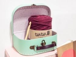 Acheter Set de 3 valisettes - Couleurs pastel rétro - 22,99€ en ligne sur La Petite Epicerie - Loisirs créatifs