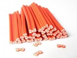 Schleifencane - rot