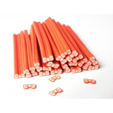 Acheter Cane noeud rouge- modelage et pâte fimo - 0,49€ en ligne sur La Petite Epicerie - Loisirs créatifs