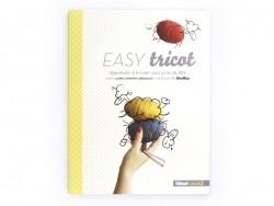 """French book """" Easy tricot - Apprendre à tricoter sans prise de tête"""""""