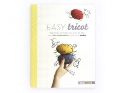 Acheter Livre Easy tricot - Apprendre à tricoter sans prise de tête - 19,95€ en ligne sur La Petite Epicerie - 100% Loisirs ...
