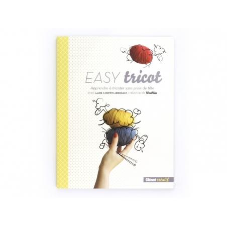 Acheter Livre Easy tricot - Apprendre à tricoter sans prise de tête - 19,95€ en ligne sur La Petite Epicerie - Loisirs créatifs