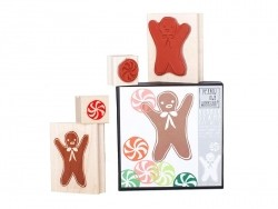 Tampons- Biscuit Gingerbread