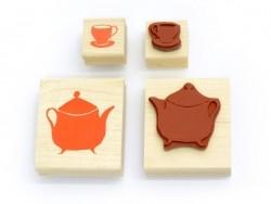 Stempel - Tea party